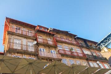 old houses , Porto