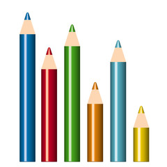 0060 鉛筆グラフ