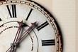 vintage clock - 69654533