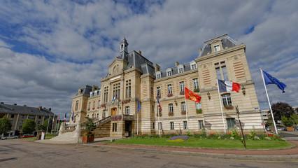 Hôtel de ville d'Evreux (27)