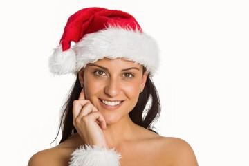 Woman smiling at the camera