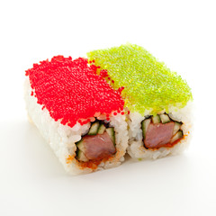 Tobiko Spicy Roll