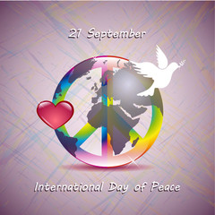 day of peace bunt