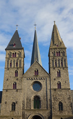 St. James Church (Sint-Jacobskerk). Ghent, East Flanders, Belgiu