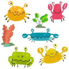 crab characters