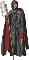 vector monk inquisitor