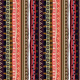 Abstract seamless texture of African