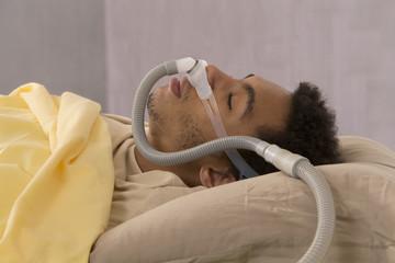 Apareil à Pression Positive Continue -syndrome d'apnée du so
