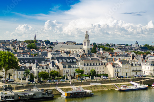 Angers, France, paysage