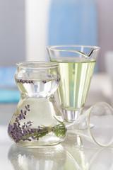 Cosmetologie- extraction d'huiles essentielles