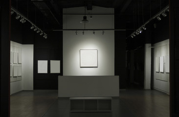 gallery with pictures
