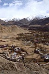 Leh village