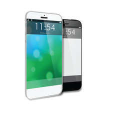 Two mobile phone