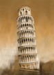 canvas print picture - Pisa Schiefe Turm von Pisa Italien Antike