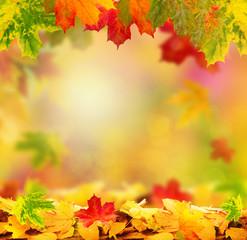 schöner Herbsthintergrund