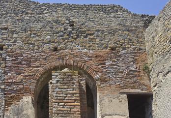Pompei, Italy: ancient Roman town ruins