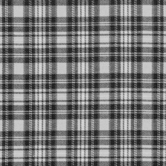 texture of red plaid fabric