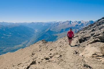 Trail al Rocciamelone
