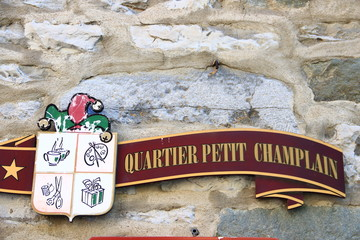 Quebec City - Petit Champlain