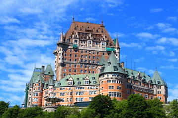 Quebec City - Chateau Frontenac