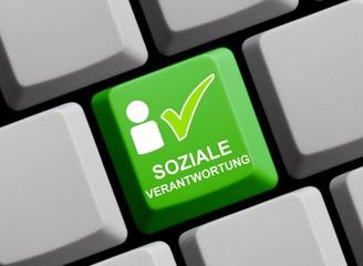 Soziale Verantwortung online