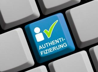 Authentifizierung online