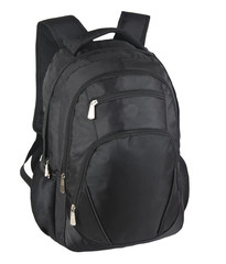Backpack in a isolated