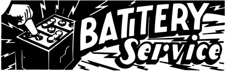 Battery Service 3