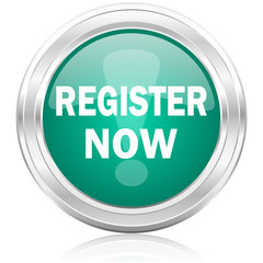 register now internet icon