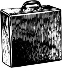 Attache Suitcase