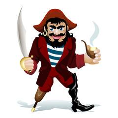 the smilling pirat