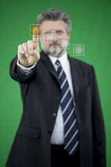 Virtual Touch Screen