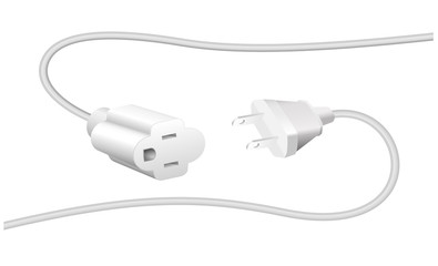 Extension Cable and Plug NEMA Connector