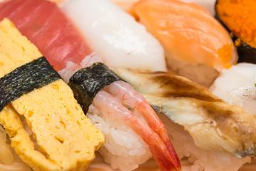 お寿司の握り