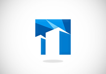 building city construction vector logo