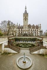 Schloss Schwerin.