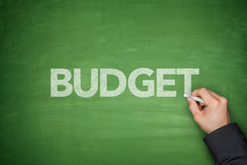 Budget on Blackboard