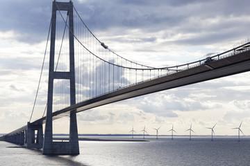Brücke über den Großen Belt, Dänemark