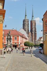 Wrocław, Ostrów Tumski