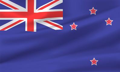 Neuseeland fahne