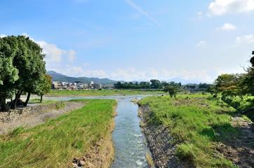 京都 桂川