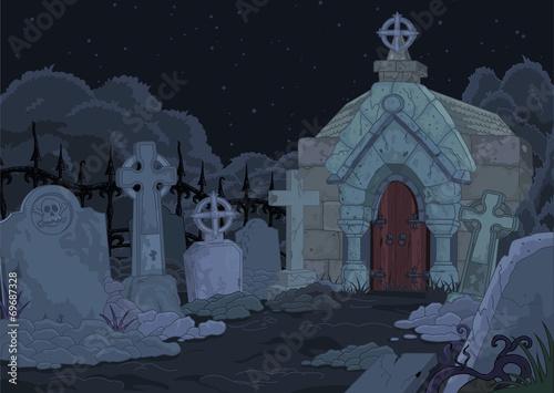 Cemetery - 69687328