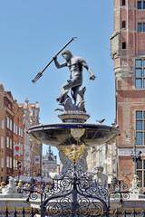 Neptune's Fountain (Fontanna Neptuna)