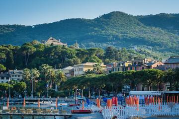 Santa Margherita Ligure Hafen Italien
