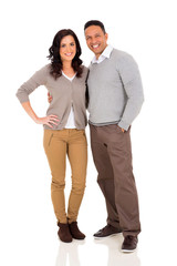 mid age couple