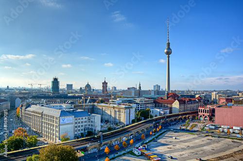 Foto op Aluminium Oude gebouw Berlin Berlin