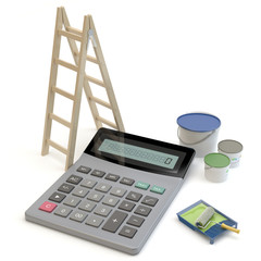 Renovation and calculate
