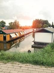 case galleggianti olandesi
