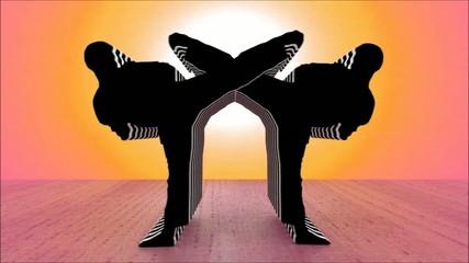 Black Karate Motionblur III