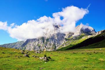 meadows of tivo (prati di tivo) gran sasso d'italia, abruzzo